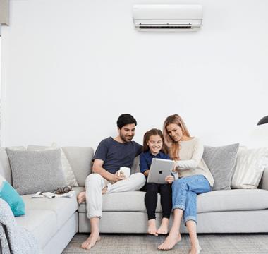Como manter a qualidade do ar em ambientes fechados