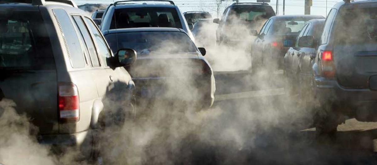 Qualidade do ar em centros urbanos