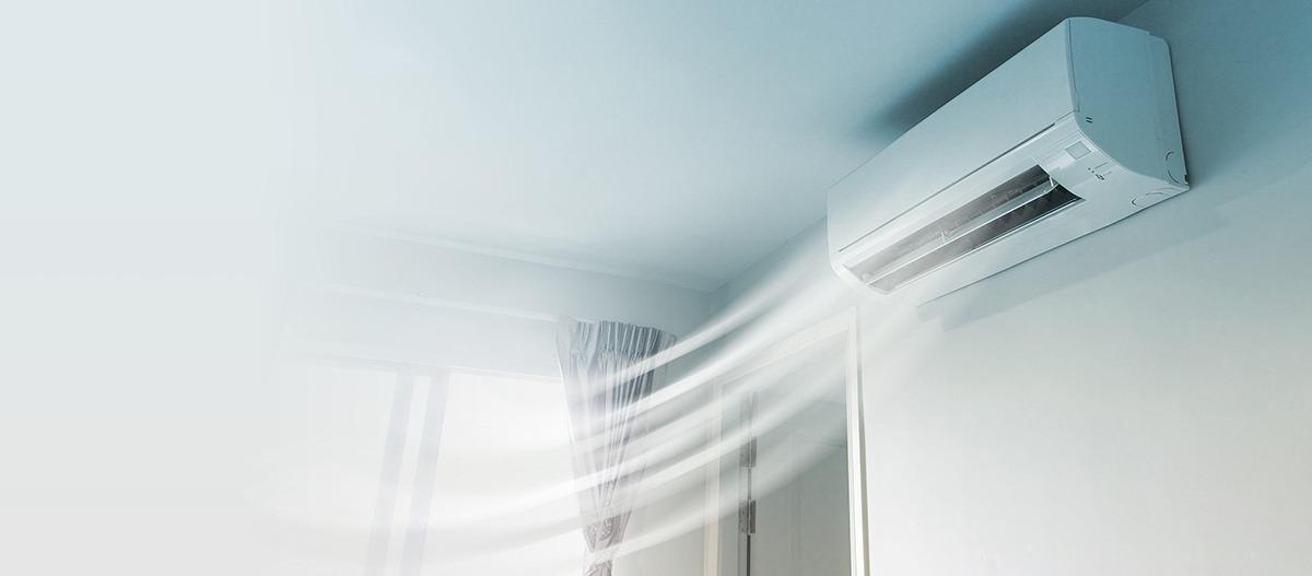 Garanta a qualidade do ar no seu ambiente