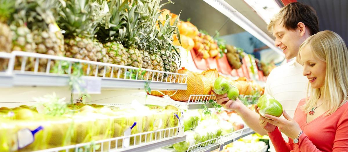 Controle de gás carbônico (CO2) em supermercados