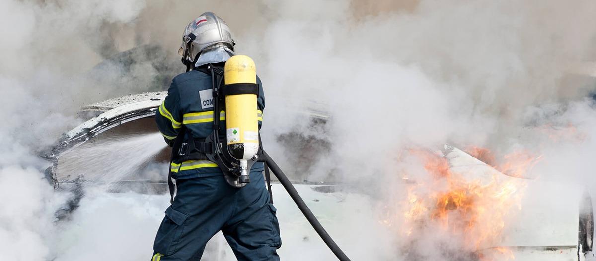 Segurança do sistema de exaustão de fumaça