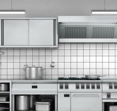 Importância dos exaustores de cozinhas comerciais e industriais