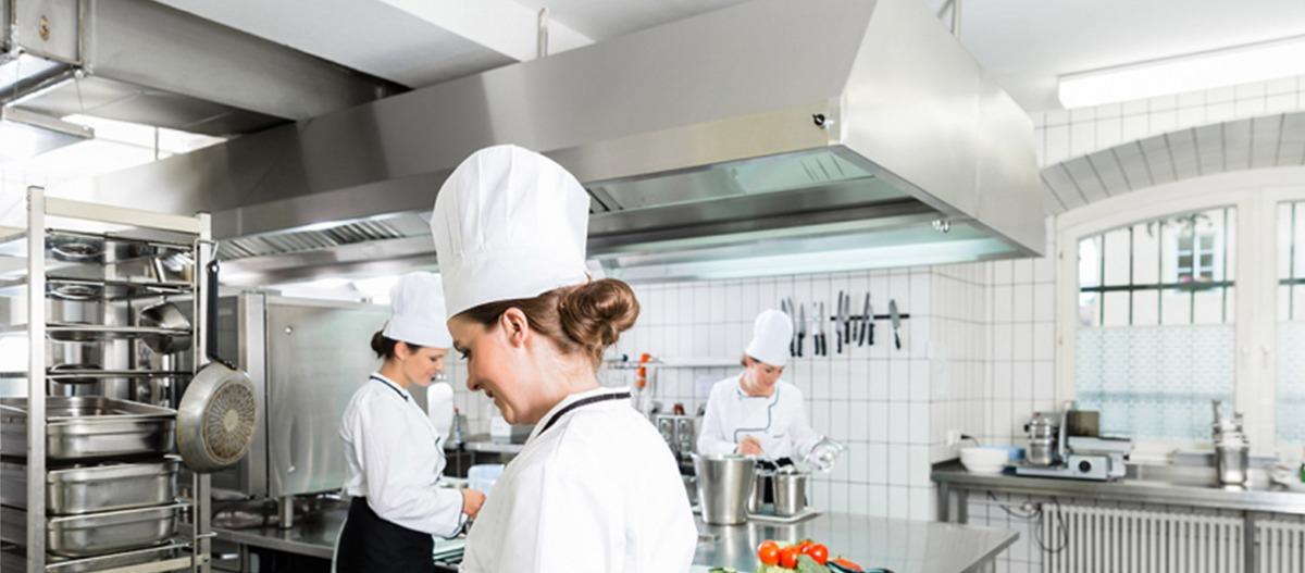 Vantagens dos exaustores de cozinhas industriais