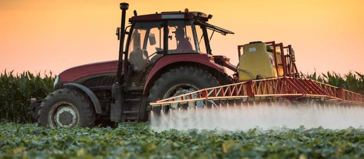 Agrotóxicos na produção de alimentos