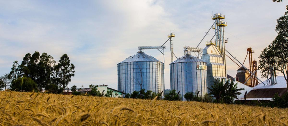 Aeração de grãos armazenados - Cálculo da vazão de ar
