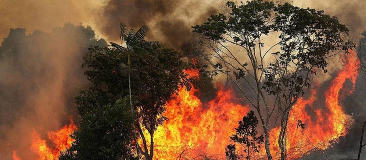 Queimadas e o impacto na qualidade do ar no Brasil