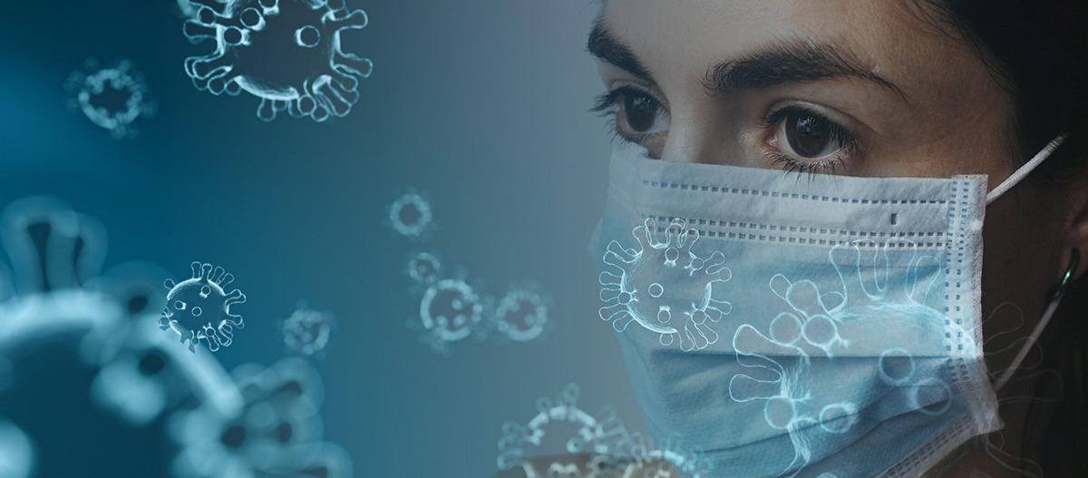 Como vírus e bactérias se espalham no ar?
