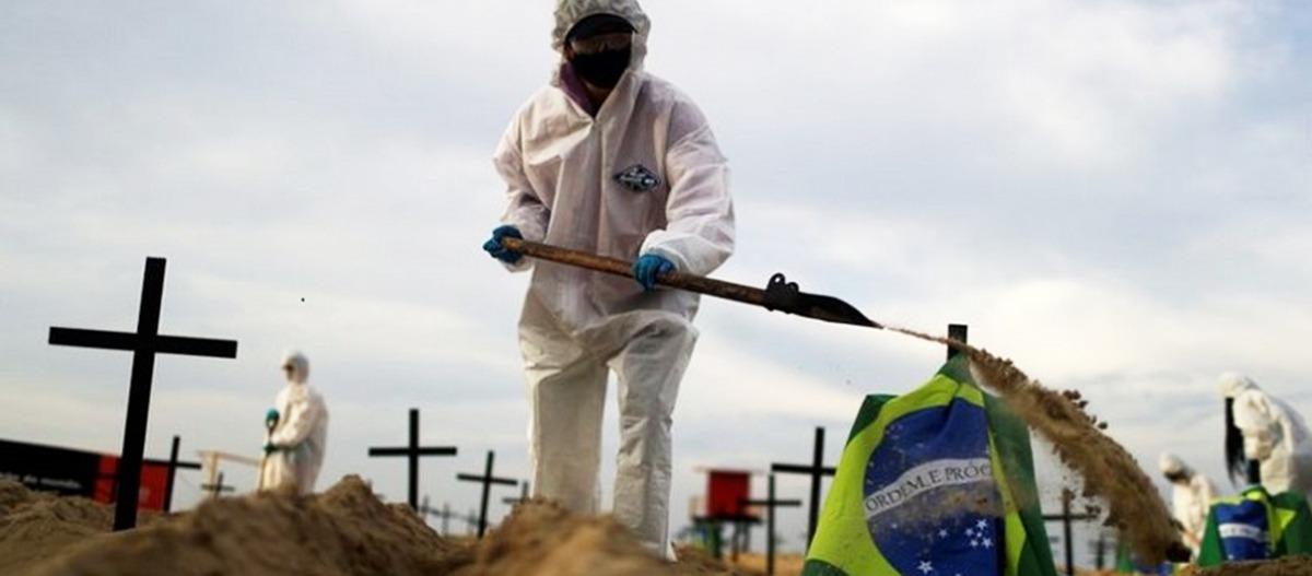 Impactos causados por novas pandemias
