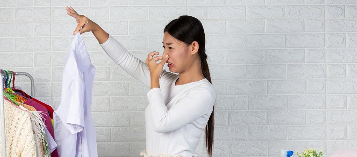 Como acabar com o mofo e odores do closet