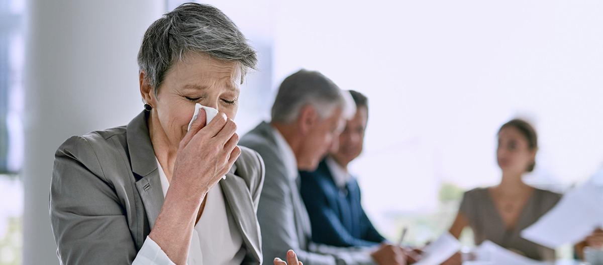 Qualidade do ar deficiente e a saúde do trabalhador