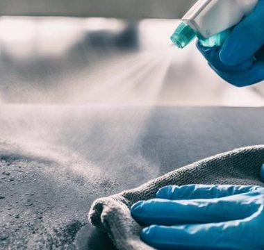 Desinfetantes à base de etanol e as mudanças na qualidade do ar interior